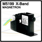 M5199 X-Band Magnetron
