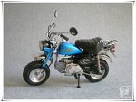 [Aoshima] 1/12 Honda Z50J-I Monkey custom Takegawa Special