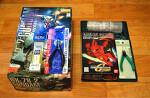 [구입기] MG RX-78-2 Gundam 일년전쟁 버전 & SD 사자비