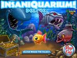 마우스 수명 단축 게임, 광란의 수족관 (InsaniQuarium)