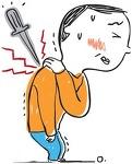 어깨결림 (견비통) 치료법과 예방법