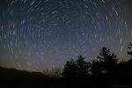 카시오페이아자리, 북극성, 그리고 북두칠성 (Cassiopeia, Polaris, and Big dipper)