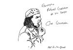 [펜화] 체 게바라 (Che Guevara)