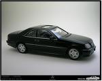 [TAMIYA] Mercedes-Benz AMG S600C C140