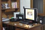 책상정리.. 완벽한 게임전용 책상