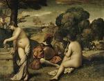 티치아노(Tiziano)와 마네(Manet), 위대한 두 화가의 누드화