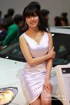 2011년 서울모터쇼 인물사진연습....
