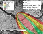 미, 북핵 핵폭격설 맨얼굴