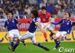 2010년 월드컵 평가전 . 한-일전 2:0 승!!!