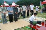 인농 박재일 회장 1주기 추도식