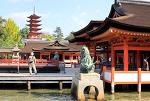 [일본] 미야지마 1편 - 이쓰쿠시마신사,토요코니신사,다이칸지 (히로시마 세토우치 여행기)