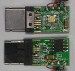 GPS 수신기 와 PDA 연결 케이블 자작 20090815