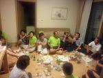 사이버 농업인 대회...8월 31일-9월 1일...고령 뒷풀이.. #농촌_ #고령딸기_ #성주참외_ #fb