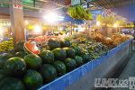 [푸켓 여행기] 현지인들의 사는 냄새가 나는 재래시장에서 과일사기. 푸켓 재래시장 _ 포멜로(쏨오) _ 망고스틴(망쿳)