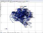 GpsTrackMaker 파일에 25,000 지형도 도엽 정보 포함시키기