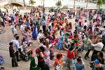 스페인의 3대 축제인 세비야 봄의 축제(La Feria de Sevilla)를 보다