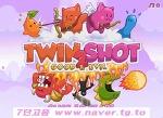 [2인용 플래시게임]2인용 플래시게임 포켓몬스터 블랙 활과 화살로 꿰뚫어라 트윈샷2 신과악마 twin shot2 good & evil