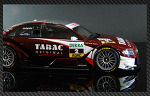revell 1/24 audi a4 dtm oliver jarvis `tabac original` by shunko decal