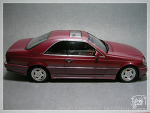 Tamiya Mercedes-Benz AMG S600 Coupe