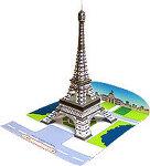 [종이모형] 에펠탑 만들기