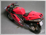 Protar 1/9 Ducati 996