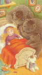 KYOWON/Goldilocks and the Three Bears