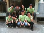 [세상밖이야기]20100604_서울환경팀, 첫 공식 봉사활동, 사랑의 집고치기에 가다.(1일차)