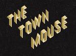 멜버른 레스토랑, 바 로고 디자인, 메뉴 디자인. The Town Mouse Brand Identity