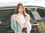 160109 대만 팬미팅 출국유 .새해 처음 만난 햇살속의 아이유
