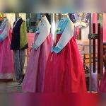 광장시장 맛집 박가네 빈대떡 과 종로 5가역 한복상가에서 한복을 즐긴다.