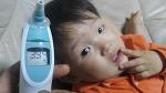 둘째육아일기, 열이 39.4도 감기 걸린 아들