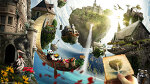 포토샵 스피드 아트 - 원더랜드 ( Wonderland - Photoshop Speed )