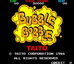 마메 게임 - 버블보블1 (Bubble Bobble 1) / 보글보글1 / 버블버블1