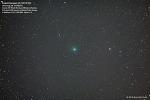 자크 혜성 동영상과 사진 (Comet Jacques, C/2014 E2)