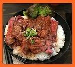 도쿄 먹방 여행기 하라주쿠 스테이크덮밥 크레페