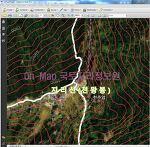 [온맵]국토지리정보원에서 정밀 지형도 등을 공개 및 무료 배포한다.