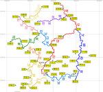 On-Map 1 : 25,000 전국지형도 공유 - GTM 포맷