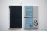 트래블러스 노트북 블루 에디션