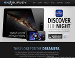 전하늘 사진 성도 - skysurvey website