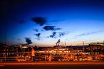 석양 - 캐나다 빅토리아 이너하버(Inner Harbor)