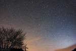 맥홀츠 혜성과 작은곰자리 (Comet Machholz and Ursa Minor)