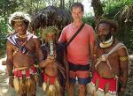 23년간 195개국 여행하고 돌아온 캐나다 남성 화제