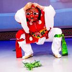 강령탈춤 노승 및 취발이춤