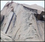설악산 울산암 요반길 등반사진