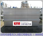 사각 저장탱크 4.5톤 고려식품기계