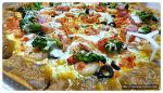 장안동(장한평)[배달] 담백한 피자와 피클 피자알볼로