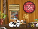 3판다 재팬, 3 Pandas in Japan
