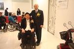 부산척수장애인협회 제26주년 창립기념 정기총회 및 후원인의 날 행사 참석