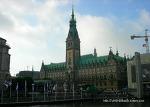 Hamburg Town Hall & Jungfernstieg