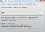 애플 아이폰/아이팟/아이패드 완탈옥(jailbreak) 방법 6.1(4S 6.1.1) ver.evasi0n
